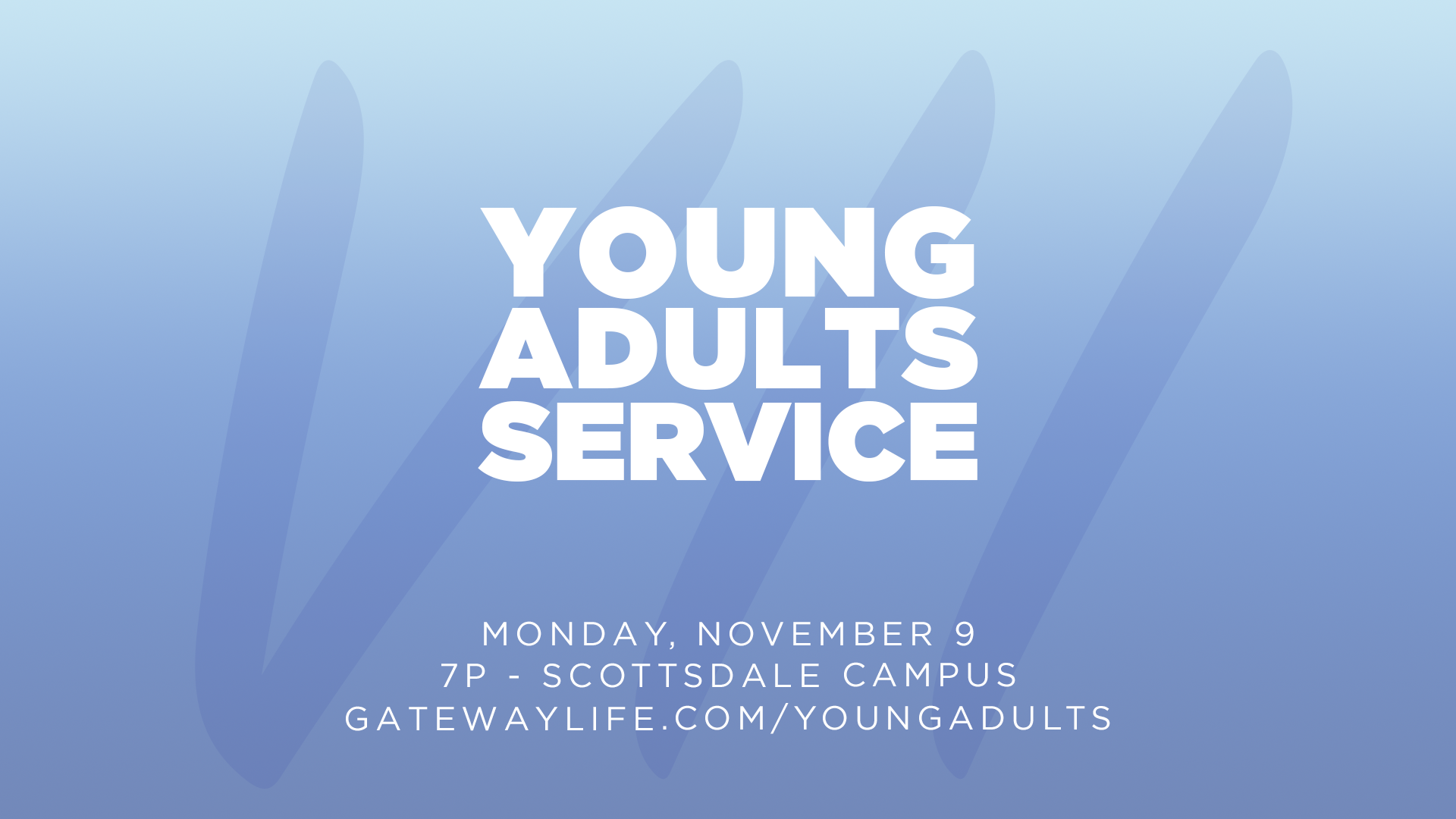 young adults service